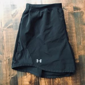 Black Under Armour Gym shorts